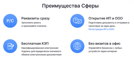 БКС - РКО для ИП и ООО